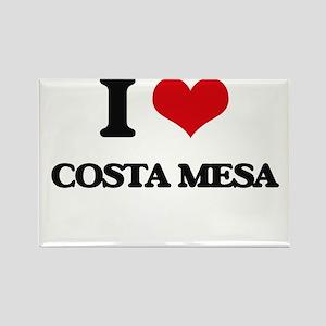 I love Costa Mesa Magnets
