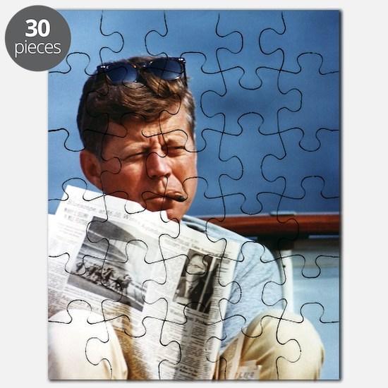 JFK Smoking Puzzle