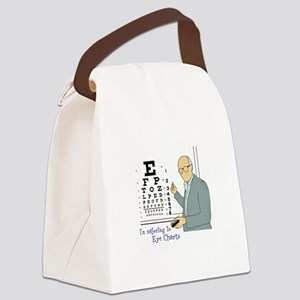 Eye Charts 101 Canvas Lunch Bag
