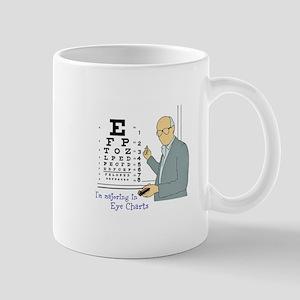 Eye Charts 101 Mugs