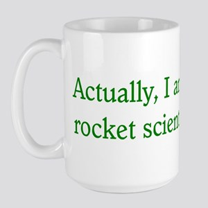 Rocket Scientist Large Mug