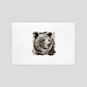 Glacier Grizzly 4' x 6' Rug