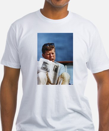 JFK Smoking T-Shirt