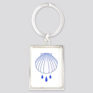 BAPTISM SHELL Keychains