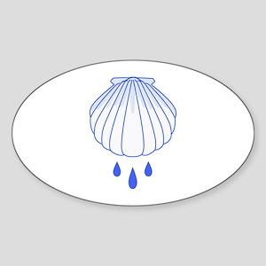 BAPTISM SHELL Sticker