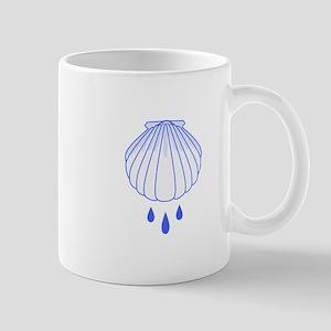 BAPTISM SHELL Mugs