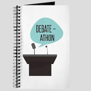Debate-Athon Journal