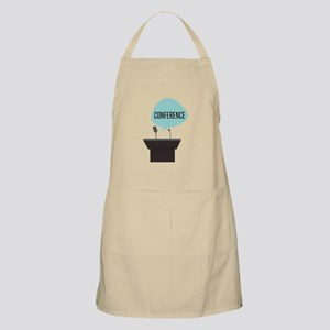 Conference Apron