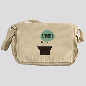 Seminar Messenger Bag