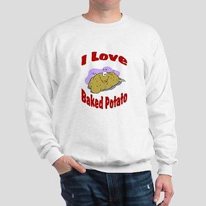 Baked potato Sweatshirt
