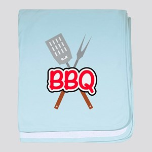 BBQ baby blanket