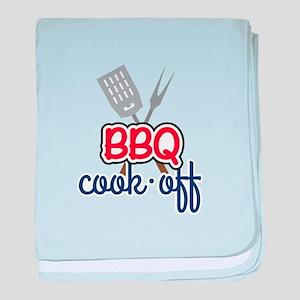 BBQ Cook-Off baby blanket
