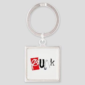 Punk Keychains