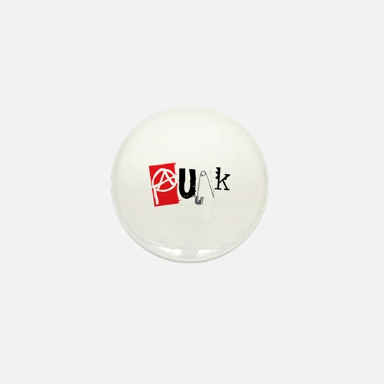Punk Mini Button
