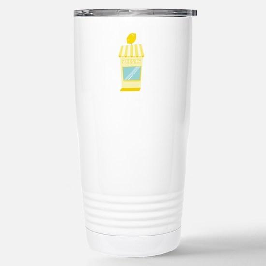 Almond Scent Travel Mug