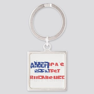 America's Greatest Burnisher Keychains
