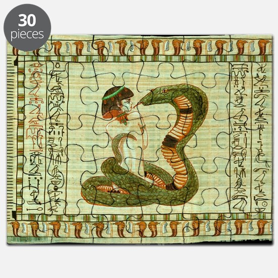 Cleopatra 10 Puzzle