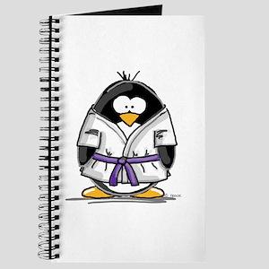 Martial Arts purple belt peng Journal