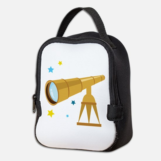 Telescope Neoprene Lunch Bag