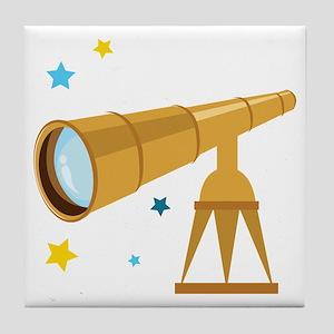 Telescope Tile Coaster