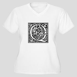 Renaissance Design Cloister Alph Plus Size T-Shirt