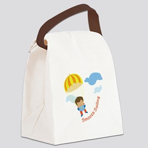 Smooth Sailing Canvas Lunch Bag