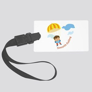 Smooth Sailing Luggage Tag