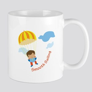 Smooth Sailing Mugs