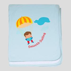 Smooth Sailing baby blanket