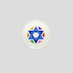 STAR OF DAVID Mini Button