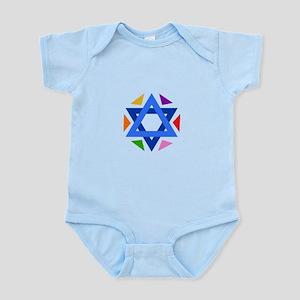 STAR OF DAVID Body Suit