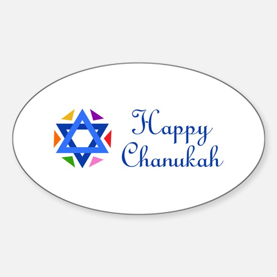 HAPPY CHANUKAH Decal