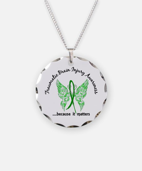 TBI Butterfly 6.1 Necklace
