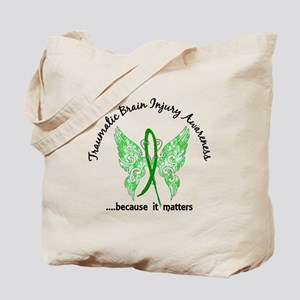 TBI Butterfly 6.1 Tote Bag