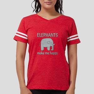 Elephant Happy T-Shirt