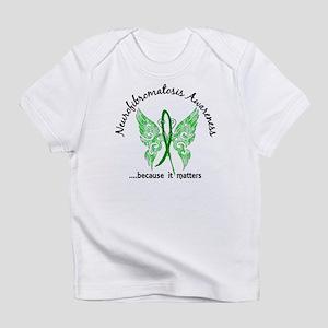 Neurofibromatosis Butterfly 6.1 Infant T-Shirt