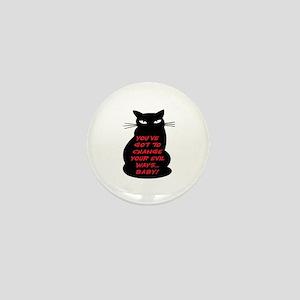 EVIL WAYS #2 Mini Button