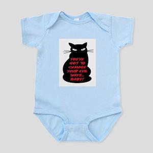 EVIL WAYS #2 Infant Bodysuit