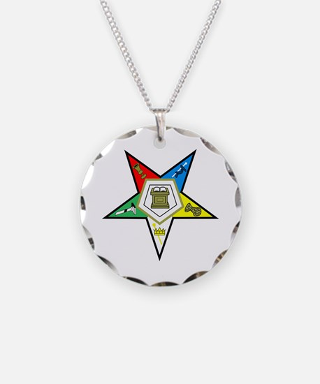 Oreder of the Easter Star Necklace