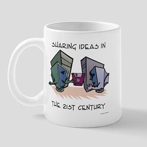 It's called sharing Mug