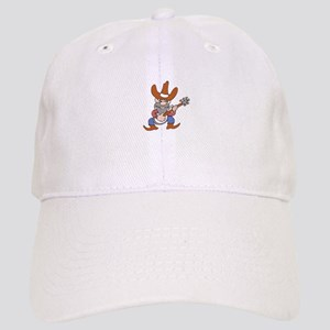 HILLBILLY BANJO PLAYER Baseball Cap