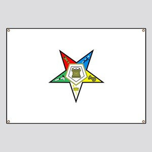 ORDER OF THE EASTERN STAR Banner