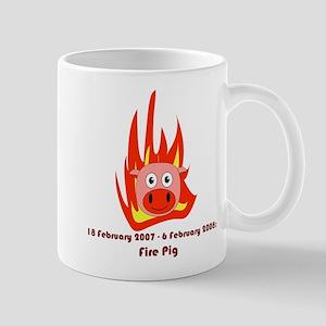 Year Of The Fire Pig (2007) Mug