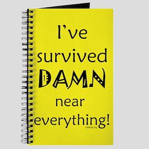 I've Survived Journal
