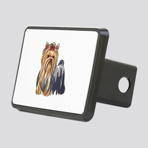 YORKSHIRE TERRIERS Hitch Cover