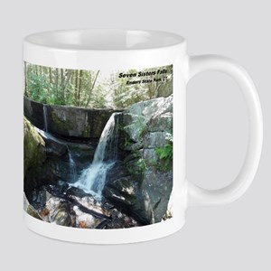 Middle Seven Sisters Waterfall Mugs