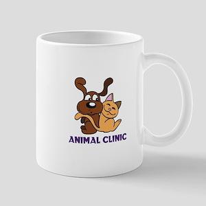 ANIMAL CLINIC Mugs