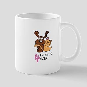 FRIENDS 4 LIFE Mugs