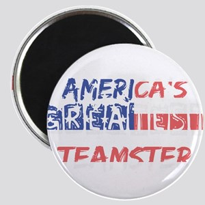America's Greatest Teamster Magnets