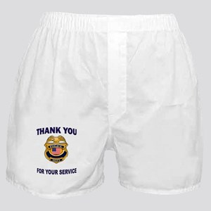 THANK YOU Boxer Shorts